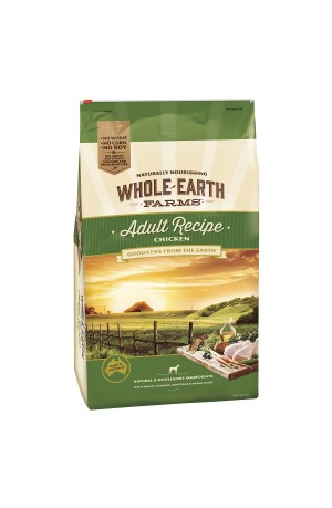Whole Earth Farms Chicken Adult 15kg