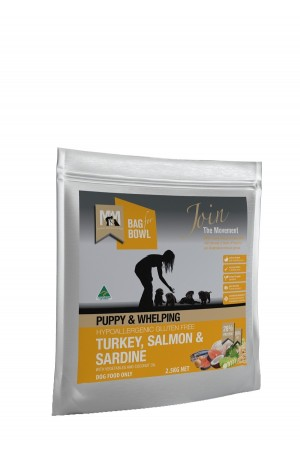 Meal For Mutts Puppy Salmon Sardine 2.5kg