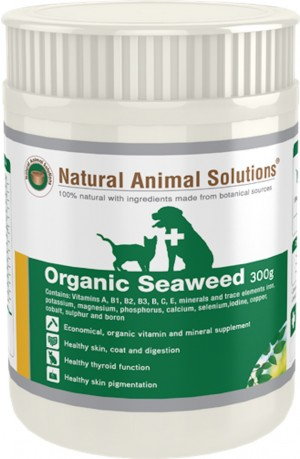 Natural Animal Solutions Organic Seaweed For Dogs And Cats 300g