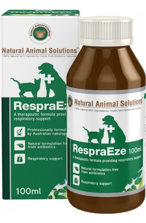 Natural Animal Solutions Respraeze for Dogs and Cats 100ml