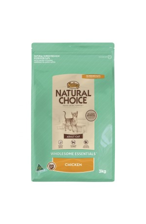 Nutro Natural Choice Adult Cat Chicken