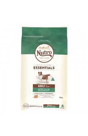 Nutro Wholesome Essentials Lamb And Rice Adult
