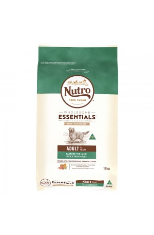 Nutro Wholesome Essentials Weight Management Lamb And Rice