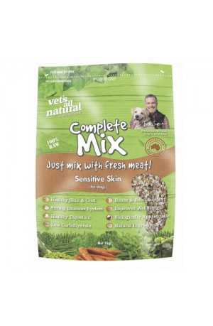 Vets All Natural Complete Mix for Sensitive Skin