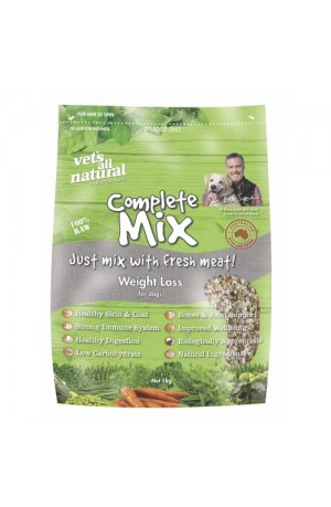 Vets All Natural Complete Mix for Weight Loss