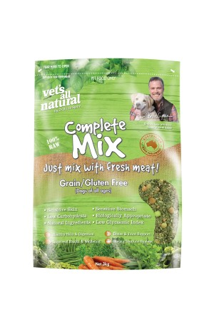Vets All Natural Complete Mix Grain And Gluten Free