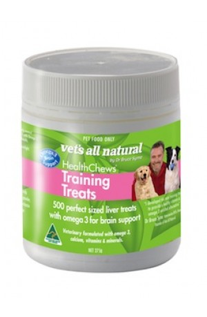 Vets All Natural Health Chew Training Treat 275g