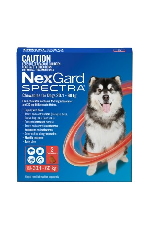 Nexgard Spectra For Very Large Dogs