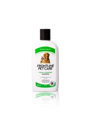 Frontline Petcare Cleansing Shampoo 250ml